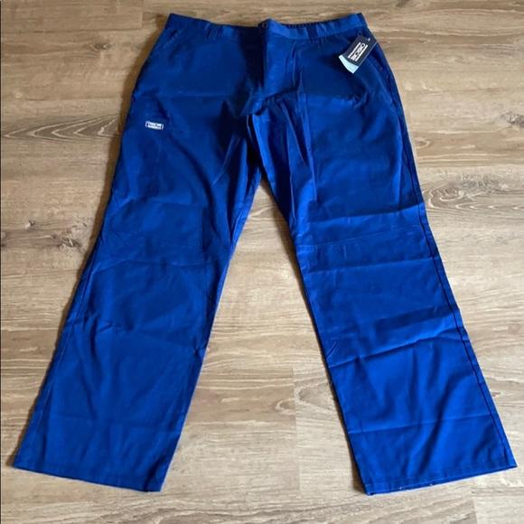 Men's Cherokee Cargo Scrub Pants